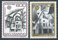 1987 EUROPA SAN MARINO MNH ** - EV