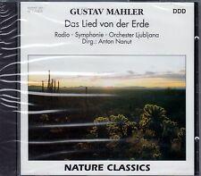 GUSTAV MAHLER : DAS LIED VON DER ERDE / DIRG.: ANTON NANUT / CD - NEU