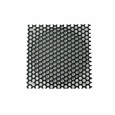 140mm Steel Mesh Fan Filter (Guard), Black,Large Hole