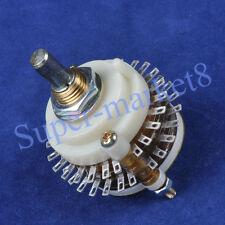2P 24Step Rotary Switch Attenuator Volume Control DIY Hifi diy part