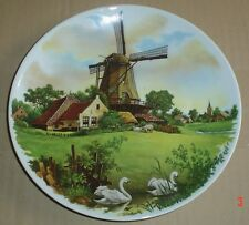 ROYAL SCHWABAP 1984 TER STEEGE BV. HOLLAND WINDMILL SWANS