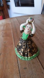 Plant Pottery Rare Vintage Dancing Lady