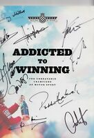 Goodwood Festival of Speed Hand Signed Silverstone Programme - 10 Autographs.