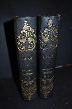 1831.histoire Gil Blas de Santillane / Lesage.4/4.gravures  1831
