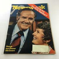 Newsweek Magazine: June 19 1972 - George & Eleanor McGovern