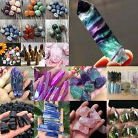 Natural Crystal Gemstone Tumblestone Reiki Chakra Tumbled Stones Chakra Healing