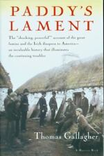 Paddy's Lament Ireland 1846-1847 Prelude to Hatred Paperback 1987 Thom Gallagher