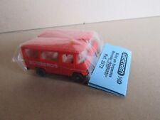 676H Ibertren 2672 Mercedes T2 L508 Bomberos