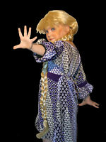 Princess of the Tower Wig long blonde braid hair theatrical costume TV storybook