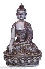 Erdender Buddha 27,5 cm Figurine Nepal Tibet India Buddhism Bhumisparsha Mudra