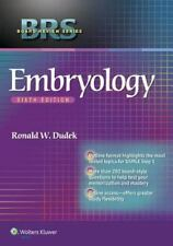 Board Review: Embryology by Ronald W. Dudek (2014, Paperback, Revised)