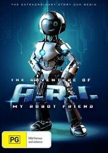 Adventure Of A.R.I. - My Robot Friend DVD
