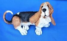 2001 Country Artists A Breed Apart Basset Hound Figurine #70009 Hound Dog Statue