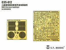 ET Model 1/35 #C35012 Jagdtiger Detail Up Set for Dragon