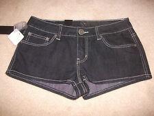 Ladies size 12 Dark RIP CURL STICKS Mini Shorts *BNWT* RRP $59.99 Hot Pants