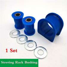 For 06-10 Hummer H3 Chevy Colorado GMC Canyon Steering Rack Bushing kit Blue 1x