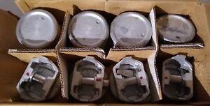 Federal Mogul Engine Pistons .030 Set of 8 Part # 400P