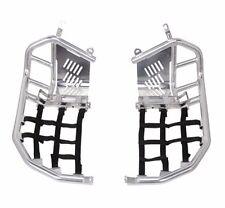 Yamaha Raptor 700 Foot Pegs Nerf Bars w/ Heel Guards 700R SE Webbing Heal 13-16