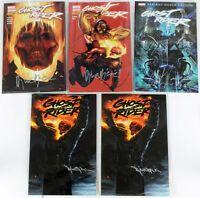 Ghost Rider - signiert - zT Variant - Marvel Panini - zur Auswahl
