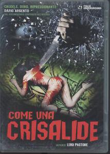 Come una crisalide HORROR ITALIA 2009 DVD
