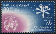Egipto 1965 Sg # 839 día Metereológico Mnh #a 80168
