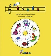 Jolly Songs (Jolly Phonics) by Laurie Fyke | Paperback Book | 9781844140695 | NE