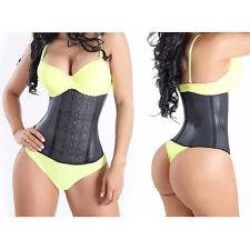 UK Fajas Colombianas Reductoras Latex Body Shaper Waist Cincher Tummy Girdle Hl