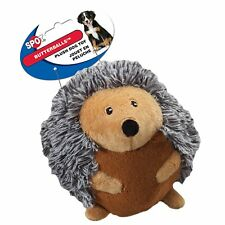 """(1 TOY) SPOT ETHICAL BUTTERBALL FAT DOG ASSORTED CUTE 4"""" TOY. FREE SHIP IN USA"""