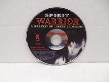 Spirit Warrior A Harvest Of Cherry Blossoms DVD Anime Cartoon NO CASE