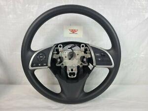 2020 Mitsubishi Eclipse Cross Driver Steering Wheel W/ Volume Control OEM