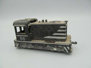 Vintage Athearn 56 Switcher Locomotive Engine (Hustler Industrial) HO