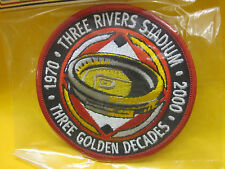 Pittsburgh Three Rivers Stadium Three Decades ( Look ) ( Free Shipping ) ( New )