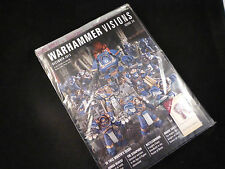 White Dwarf Visions Issue 23 Dec 2015 - Inc Horus Heresy + Pin Badge (Sealed)