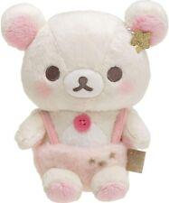 "Korilakkuma fluffy angel plush doll stuffed toy 6.7"" Rilakkuma san-x"