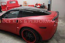 05-13 C6 Corvette Complete Zo6/Zr1 Rear Quarter Panels Wide Body Kit