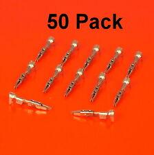 50 x terminal de temporizador de alimentación Junior Hembra Genuino 1.5mm Micro Temporizador II 964275-1