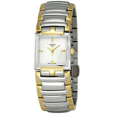 Tissot T-EVOCATION Stainless Steel Ladies Watch T051.310.22.031.00