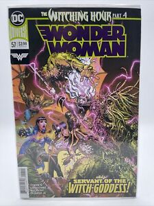 Wonder Woman #57, Witching Hour Part 4  2018