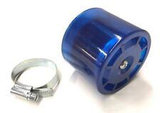 Tuning Sport Luftfilter Blau Rund 38mm für Roller / Scooter