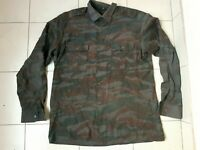 Bosnian Serb Army green tigerstripe camouflage shirt  Serbian Serbia krajina war