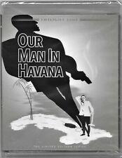 Our Man in Havana Blu-ray Post Alec Guinness Burl Ives Noel Coward