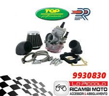 Set Racing Collecteur + Carburateur MIKUNI Tm 24 + Filtre Minarelli Horizontal