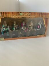 N'Sync Band On Tour 2000 Collector's Edition Toy Set Puppets Dolls