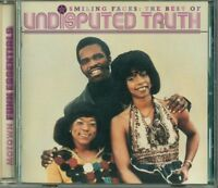 Undisputed Truth - Smiling Faces The Best Of Motown Funk Essentials Cd Perfetto