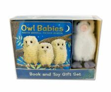 Owl Babies Book and Toy Gift Set by Martin Waddell (2016, Board Book)