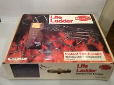 American LaFrance Life Ladder Instant Fire Escape 15' 2 Story
