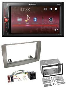 Pioneer 2DIN MP3 AUX USB Bluetooth Autoradio für Lancia Musa (2004-2012)