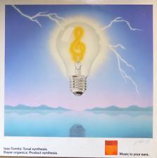 ISAO TOMITA -tonal synthesis-electronic - RCA bayer organica - LP NO. 27 NM