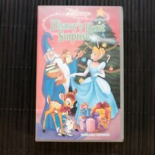 DISNEY'S KERST SURPRISE  - DISNEY - VHS