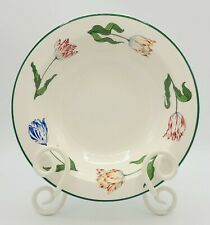 Tiffany Tulips Soup/Cereal Bowl Designed By & Made Exclusively For Tiffany & Co